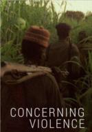 ConceringViolece-poster