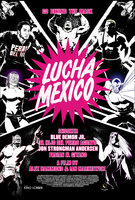 LuchaMexico-poster