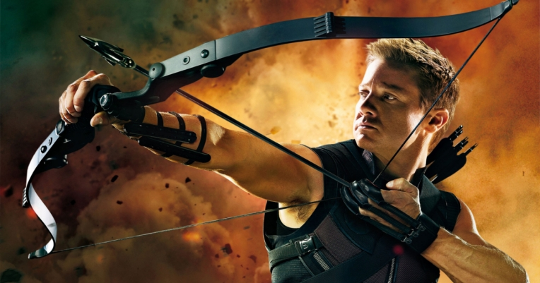 HAWKEYE || Real Name: Clint Barton || From: Wavery, Iowa || Weapon Of Choice: Bow & Arrow