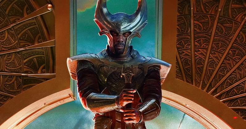 HEIMDALL || From: Asgard || Weapon Of Choice: Sword