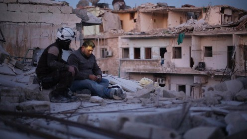 Last Men in Aleppo - Still 1
