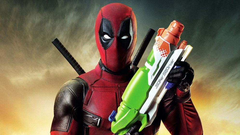 DEADPOOL || Real Name: Wade Wilson || From: Unknown || Weapon Of Choice: Swords